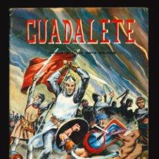 Livros de Banda Desenhada: BATALLAS DECISIVAS - GALAOR / SIN NUMERAR (GUADALETE). Lote 263675775