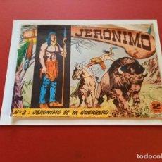 Livros de Banda Desenhada: JERONIMO N° 2 -ORIGINAL. Lote 265438179