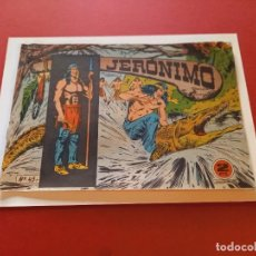 Livros de Banda Desenhada: JERONIMO N° 43 -ORIGINAL. Lote 265438274
