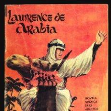 Tebeos: LAWRENCE DE ARABIA - GALAOR / NÚMERO ÚNICO. Lote 265658694