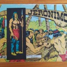 Tebeos: JERONIMO Nº 58 - ORIGINAL - GALAOR (K1). Lote 265750789