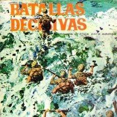 Tebeos: BATALLAS DECISIVAS-GALAOR - Nº 4 -PEARL HARBOUR-1967-GRAN J.BOIX-DIFÍCIL-BUENO-LEAN-4950. Lote 266587983