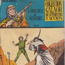 Livros de Banda Desenhada: LAWRENCE DE ARABIA ; NUMERO 2 , EDITORIAL GALAOR. Lote 273994913