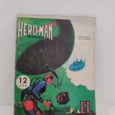 Tebeos: HERO-MAN. 11 - EDITORIAL GALAOR. Lote 275130303