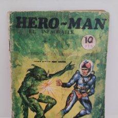 Tebeos: HERO-MAN. 3 - EDITORIAL GALAOR. Lote 275131533