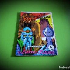 Livros de Banda Desenhada: LA TIERRA DEL FUTURO Nº 4 EN EL MUNDO CODICIADO AÑO 68. GALAOR C1. Lote 280841273