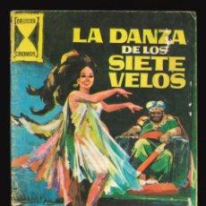 Tebeos: CRONOS - GALAOR / SIN NUMERAR (LA DANZA DE LOS SIETE VELOS). Lote 285663023