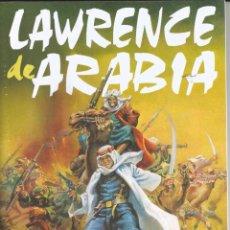 Tebeos: LAWRENCE DE ARABIA. REED. Y ADAPT. AÑOS 2000 GALAOR 5 CUADERNOS. IMPECABLE E INENCONTRABLE L. ESPÍ. Lote 286590308