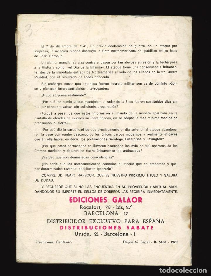 Tebeos: BATALLAS DECISIVAS - GALAOR / SIN NUMERAR (WATERLOO) - Foto 2 - 287003298