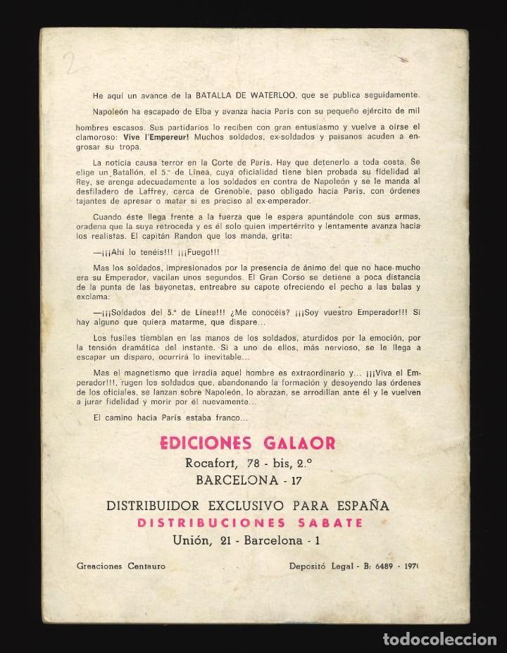 Tebeos: BATALLAS DECISIVAS - GALAOR / SIN NUMERAR (MIDWAY) - Foto 2 - 287003678