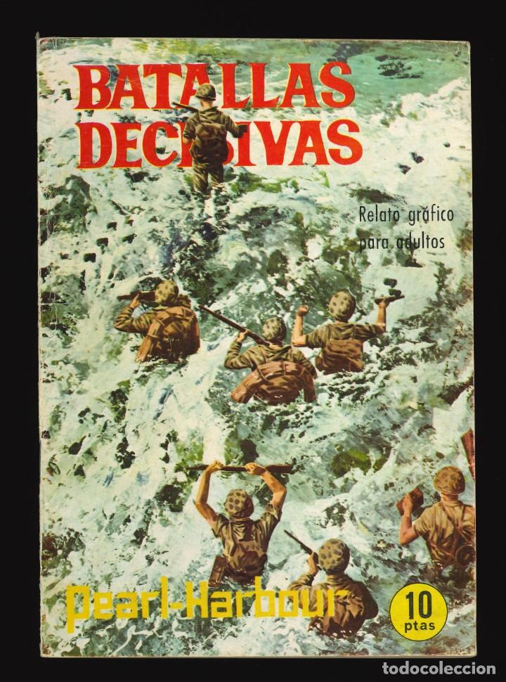 BATALLAS DECISIVAS - GALAOR / SIN NUMERAR (PEARL-HARBOUR) (Tebeos y Comics - Galaor)