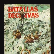 Tebeos: BATALLAS DECISIVAS - GALAOR / SIN NUMERAR (PEARL-HARBOUR). Lote 287004768