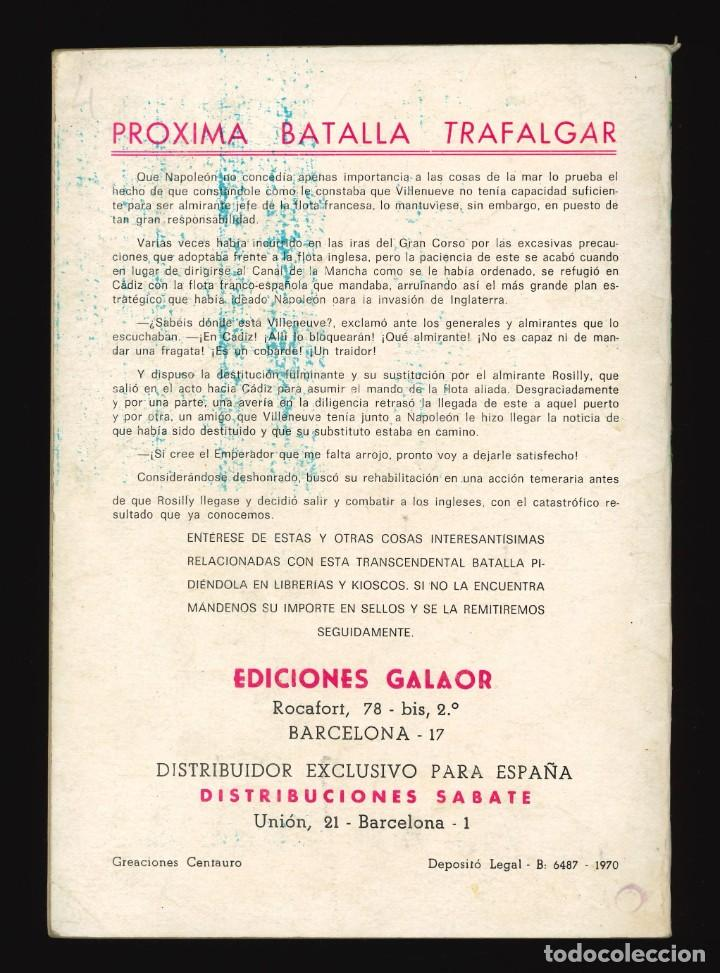 Tebeos: BATALLAS DECISIVAS - GALAOR / SIN NUMERAR (PEARL-HARBOUR) - Foto 2 - 287004768