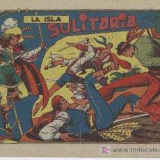 Tebeos: LA CAPITANA Nº 5, EDI. GRAFIDEA 1955, PERFECTO, ORIGINAL , POR MATIAS ALONSO. Lote 10205825