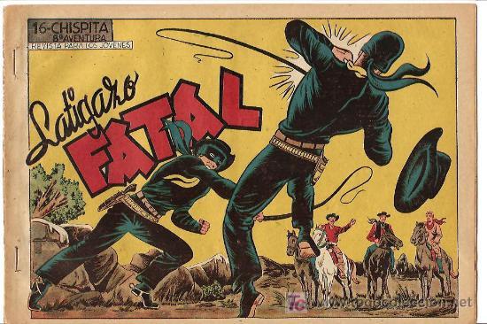 CHISPITA 8ª AVENTURA Nº 16, ORIGINAL, EDI. GRAFIDEA 1956 POR BIOSCA (Tebeos y Comics - Grafidea - Chispita)