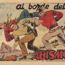 Tebeos: CHISPITA 8ª AVENTURA Nº 17, EDI. GRAFIDEA 1956, ORIGINAL, POR BIOSCA. Lote 6552188