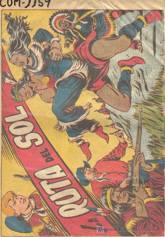(COM-1159)COMIC CHISPITA 2ªAVENTURA-LA RUTA DEL SOL Nº16 (Tebeos y Comics - Grafidea - Chispita)