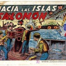 Giornalini: SARGENTO MACAI , Nº 2 ,HACIA LAS ISLAS SALOMON , GRAFIDEA , T1124. Lote 26370835