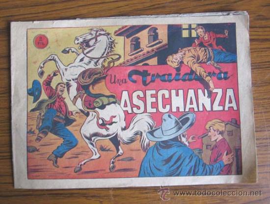 CHISPITA Nº 14 UNA TRAIDORA ASECHANZA (Tebeos y Comics - Grafidea - Chispita)
