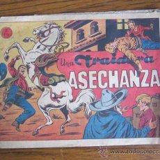 Tebeos: CHISPITA Nº 14 UNA TRAIDORA ASECHANZA. Lote 24192088
