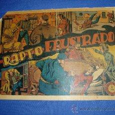 EL JINETE FANTASMA Nº 92. ORIGINAL. EDITORIAL GRAFIDEA 1947.