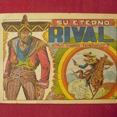 Tebeos: EL CHARRO TEMERARIO (GRAFIDEA) ... Nº 14. Lote 11557666