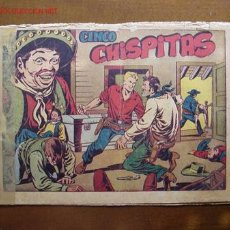 Tebeos: CHISPITA (6ª AVENTURA). (GRAFIDEA - 1955) .... Nº 4. Lote 26265714