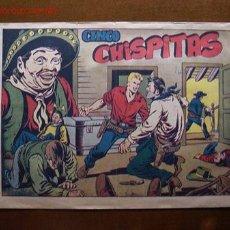 Tebeos: CHISPITA (6ª AVENTURA). (GRAFIDEA - 1955) .... Nº 4. Lote 25871029