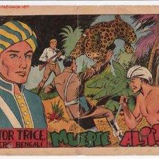 Tebeos: VICTOR TRICE Nº 2 ORIGINAL - GRAFIDEA 1953. Lote 19080173