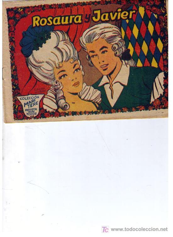 MARI TERE. GRAFIDEA 1955. Nº 5 (Tebeos y Comics - Grafidea - Otros)
