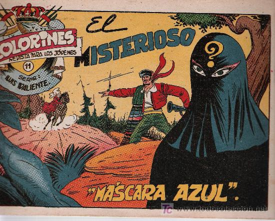 LUIS VALIENTE Nº 11. GRAFIDEA 1957. (Tebeos y Comics - Grafidea - Otros)