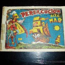 Tebeos: LA CAPITANA Nº 3. 2ª PARTE DEL CHARRO TEMERARIO.EDITORIAL GRAFIDEA.ORIGINAL.. Lote 15581649