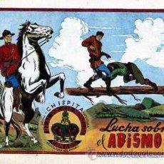 Tebeos: COMIC ORIGINAL CHISPITA DECIMA AVENTURA Nº 3. Lote 15742549