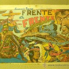 Tebeos: COMIC, EL CHARRO TEMERARIO, Nº 15, FRENTE A FRENTE, EDITORIAL GRAFIDEA. Lote 22530121