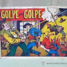 Tebeos: COMIC, ORIGINAL, CHISPITA, GOLPE A GOLPE, GRAFIDEA, Nº 6, 6º AVENTURA. Lote 22952896