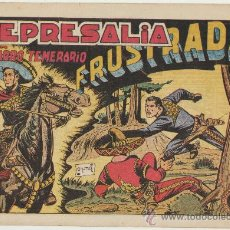 Tebeos: EL CHARRO TEMERARIO Nº 3: REPRESALIA FRUSTRADA. GRAFIDEA 1953.. Lote 23774948