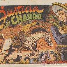 Tebeos: EL CHARRO TEMERARIO Nº 6. GRAFIDEA 1953.. Lote 23775037