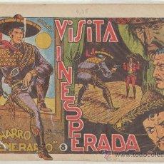 Tebeos: EL CHARRO TEMERARIO Nº 8. GRAFIDEA 1953.. Lote 23775278