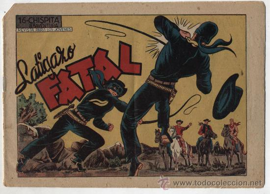CHISPITA 8ª Nº 16. GRAFIDEA 1956. (Tebeos y Comics - Grafidea - Chispita)