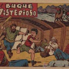 Tebeos: CHICOS 4ª Nº 29: EL BUQUE MISTERIOSO. Lote 23840569