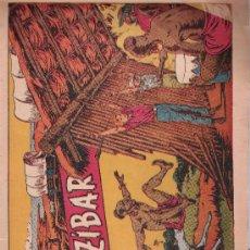 Tebeos: CHISPITA 4ª Nº 21. GRAFIDEA 1953.. Lote 23889122