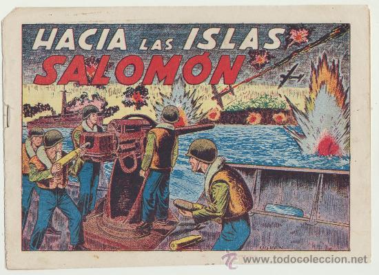 SARGENTO MACAI Nº 2. GRAFIDEA 1952. (Tebeos y Comics - Grafidea - Otros)