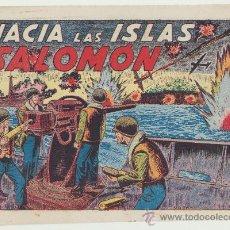 Tebeos: SARGENTO MACAI Nº 2. GRAFIDEA 1952.. Lote 23890727