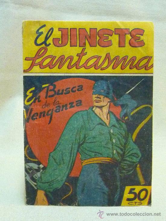 EL JINETE FANTASMA, EN BUSCA DE LA VENGANZA, Nº 3, GRAFIDEA (Tebeos y Comics - Grafidea - El Jinete Fantasma)