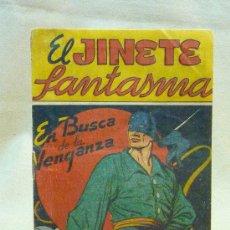 Tebeos: EL JINETE FANTASMA, EN BUSCA DE LA VENGANZA, Nº 3, GRAFIDEA. Lote 24571388