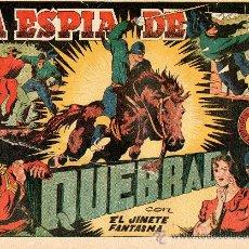 Tebeos: EL JINETE FANTASMA Nº 36 EDITA GRAFIDEA . Lote 24899582