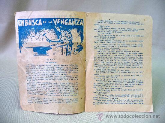 Tebeos: EL JINETE FANTASMA, EN BUSCA DE LA VENGANZA, Nº 3, GRAFIDEA - Foto 6 - 24571388