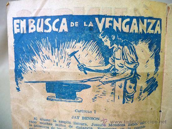Tebeos: EL JINETE FANTASMA, EN BUSCA DE LA VENGANZA, Nº 3, GRAFIDEA - Foto 5 - 24571388