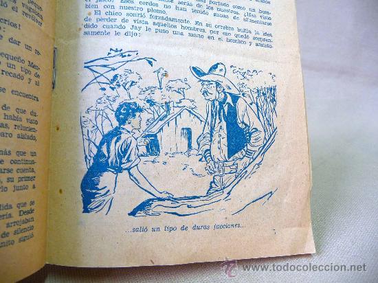 Tebeos: EL JINETE FANTASMA, EN BUSCA DE LA VENGANZA, Nº 3, GRAFIDEA - Foto 4 - 24571388