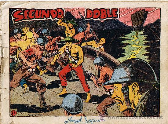SARGENTO MACAI - Nº 17 - SEGUNDO DOBLE - GRAFIDEA (Tebeos y Comics - Grafidea - Otros)